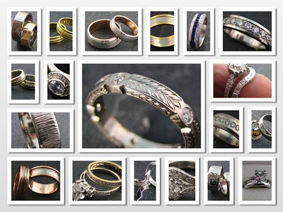 Make Your Own Wedding Ring Rings Sm
