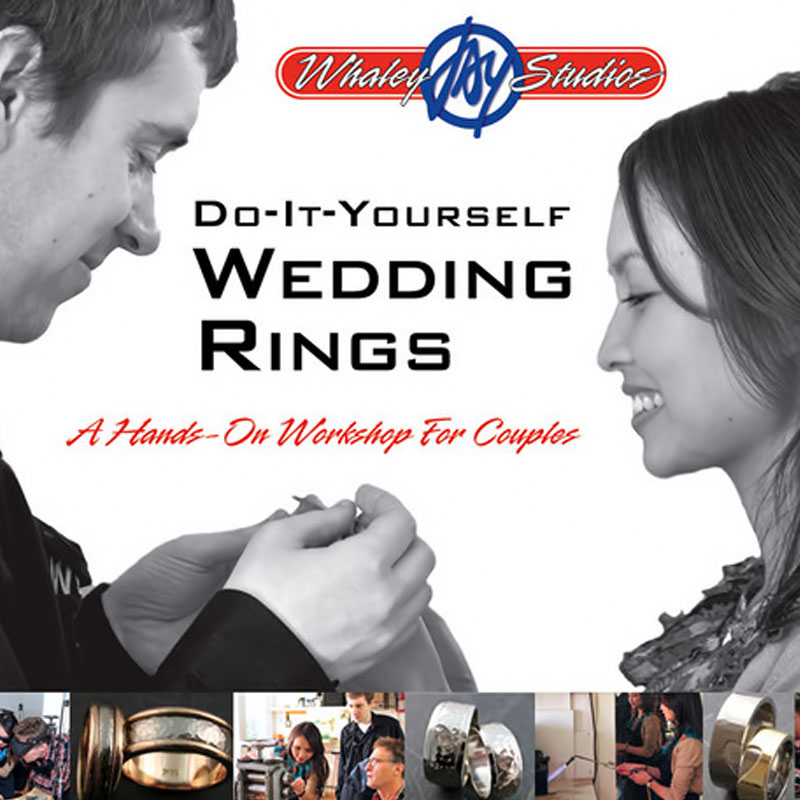 make your own wedding ring whaley studios - Make Your Own Wedding Ring
