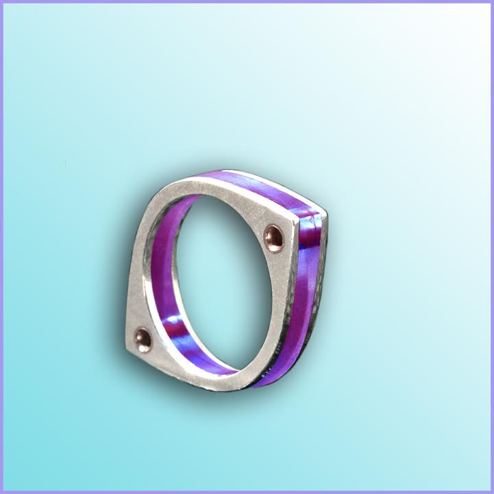 Riveted Ring image